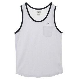 アウトレット価格 Quiksilver クイックシルバー アウトレット価格 Quiksilver クイックシルバー BEACH PILE TANK Tシャツ ティーシャツ Tシャツ ティーシャツ【Mens】