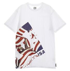 アウトレット価格 DC ディーシー シューズ 19 PRINT BIG STAR SS Tシャツ ティーシャツ