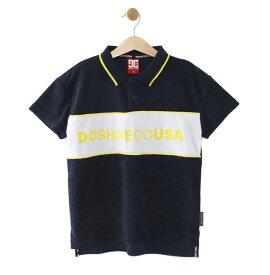 セール SALE DC ディーシー シューズ 19 KD PILE POLO SS ポロシャツ ポロ シャツ スポーツウェア