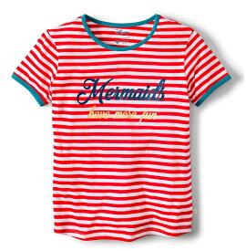ロキシー ROXY  【Disney x ROXY】 半袖Tシャツ EYE ON YOU D (130~150cm) T-shirts 【ARGZT03332 RPF3】