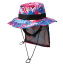 アウトレット価格 ROXY ロキシー アウトレット価格 ROXY ロキシー M / mika ninagawa BEACH HAT サーフハット サーフ…