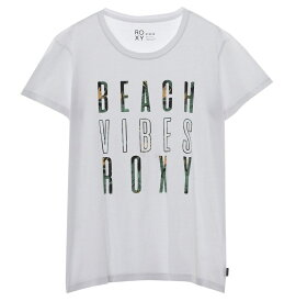 アウトレット価格 ROXY ロキシー アウトレット価格 ROXY ロキシー Tシャツ BEACH VIBES Tシャツ ティーシャツ Tシャツ ティーシャツ【Womens】