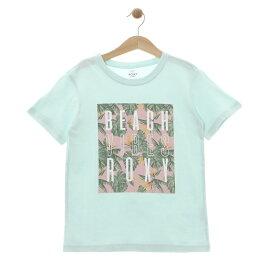ロキシー ROXY  Tシャツ MINI BEACH VIBES (100-150) T-shirts 【TST192101 LBL】