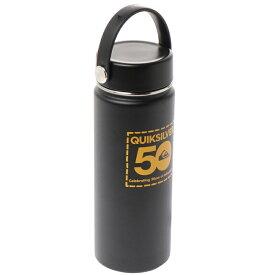 クイックシルバー QUIKSILVER  【50th Anniversary】 ハイドロフラスク QUIKSILVER 50TH 18 oz Small Acc 【QOA195311B BLK】【Mens】