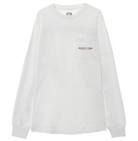 ディーシーシューズ DC SHOES  Tシャツ 長袖 クルーネック 19 BACKTAPE LS T-shirts 【5425J931 WHT】