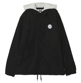 ディーシーシューズ DC SHOES  19 BOALINER COACH JACKET Heavy Jacket 【5410J904 BLK】