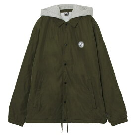 ディーシーシューズ DC SHOES  19 BOALINER COACH JACKET Heavy Jacket 【5410J904 OLV】