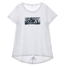 アウトレット価格 ROXY ロキシー フィットネス アウトレット価格 ROXY ロキシー フィットネス UVカット 速乾 Tシャツ SCENERY Tシャツ ティーシャツ トレーニング ヨガ スポーツウェア Tシャツ ティーシャツ トレーニング ヨガ スポーツウェア
