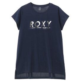 アウトレット価格 ROXY ロキシー フィットネス アウトレット価格 ROXY ロキシー フィットネス UVカット 速乾 Tシャツ BE QUICK TEE Tシャツ ティーシャツ トレーニング ヨガ スポーツウェア Tシャツ ティーシャツ トレーニング ヨガ スポーツウェア