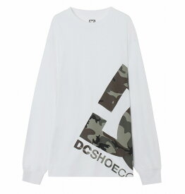 ディーシーシューズ DC SHOES  19 BIG STAR LS T-shirts 【5425J928 WCM】