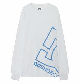 ディーシーシューズ DC SHOES  19 BIG STAR LS T-shirts 【5425J928 WHT】
