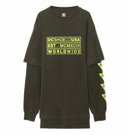 セール SALE DC ディーシー シューズ 19 LAYERED LS Tシャツ ティーシャツ