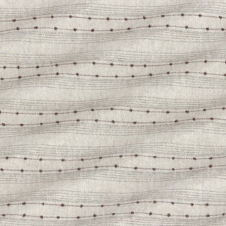 Pre-dyed Woven Fabric with Ondule Weaving, 0.3m~ | patchwork quilt, Yoko Saito