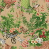 web20180614-01 Country garden 0.3m~ | patchwork quilt, Yoko Saito