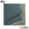 web1804-15 Navy yellow 0.3m~ | patchwork quilt, Yoko Saito