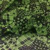 web1805-11, Green, 0.3m~ | patchwork quilt, Yoko Saito, cotton print green
