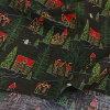 web20180702-03, Christmas house, 0.3m~ | patchwork quilt, Yoko Saito, Christmas fabric, house