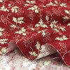 web20180702-05, Holly, 0.3m~  | patchwork quilt, Yoko Saito, Christmas fabric, holly