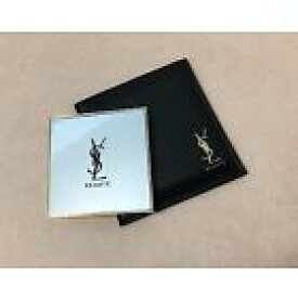 Yves Saint Laurent イブサンローラン 人気のシルバー カラー ミラー 鏡 母の日 クリスマス ギフト プレゼント バースデー ホワイトデー