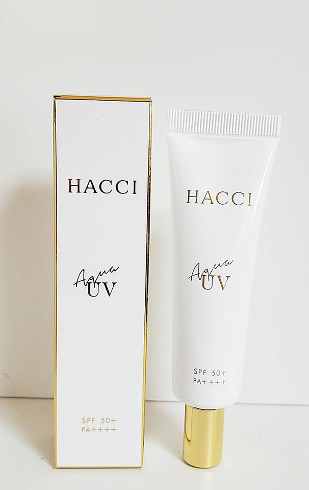 HACCI (ハッチ) アクア UV R 母の日 バースデー ギフト