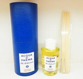 アクア・ディ・パルマ ディフューザー Acqua Di Parmaアクアデイパルマ ディフューザー ブルー メディテラネオ  アランチャ 代引き不可