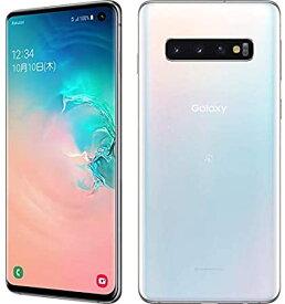 Galaxy S10 本体 Prism White 新品
