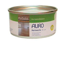 【送料無料】AURO アウロ No.171天然樹脂ハードワックス 0.4L