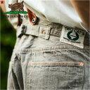 【8〜9月入荷予定】TCB jeans TCBジーンズ Two Cat's Waist Overall Logwood Brown ウエストオーバーオール ログウッ…