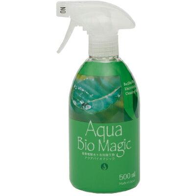 アクアバイオマジック 500ml Aqua Bio Magic 重曹電解洗浄液 重曹水 除菌 消臭 洗浄