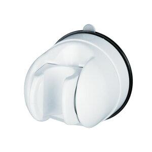 シャワーヘッドホルダー DeHUB 吸盤 強力 吸盤 フック ワイヤーラック