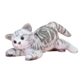 なでなでネコちゃんDX3 アメショーちゃん ぬいぐるみ ネコ 猫 ねこ