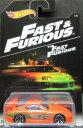 1/64scale ホットウィール Hot Wheels The Fast & Furious ワイルドスピード '94 Toyota Supra トヨタ スー...