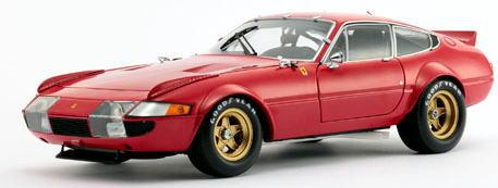 1/18 Kyosho 京商 Ferrari 365 GTB-4 Red フェラーリミニカー