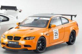 1/18 京商 KYOSHO BMW M3 GTS Fire Orange Nr.25 ミニカー
