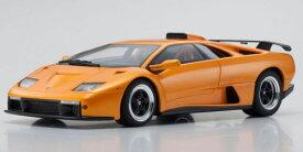 1/18 京商 KYOSHO Lamborghini Diablo GT Orange ランボルギーニ ディアブロ ミニカー
