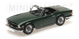 1/18 ミニチャンプス MINICHAMPS Triumph TR6 1969 Dark Green LHD トライアンフ 左ハンドル ミニカー