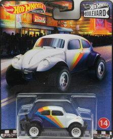 """1/64 ホットウィール Hot Wheels Volkswagen """"BAJA BUG"""" フォルクスワーゲン ミニカー"""