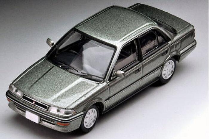 1/64 トミカ リミテッド ヴィンテージ Tomica Limited Vintage トヨタ カローラ 1600GT 89年式 グレー Toyota Corolla ミニカー