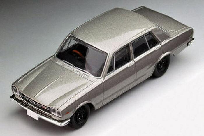 1/64 トミカ リミテッド ヴィンテージ Tomica Limited Vintage ニッサン スカイライン 2000GT R 69年式 銀 Nissan Skyline ミニカー