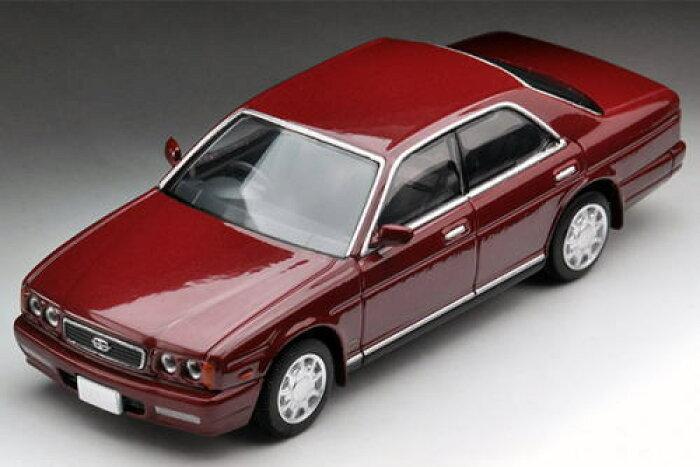 1/64 トミカ リミテッド ヴィンテージ Tomica Limited Vintage Neo ニッサン グロリア V30 ツインカムターボ グランツーリスモ アルティマ 91年式 赤 Nissan Gloria ミニカー