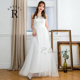 【10%OFFクーポン使える】パーティードレス ウェディングドレス フィッシュテール フィッシュテイル 花嫁 2次会 ドレス XS S M L XL XXL ホワイト WHITE ウエディングドレス