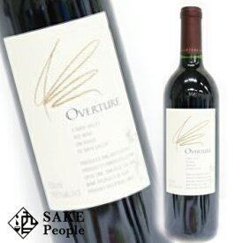 オーバーチュアNV750mlOVERTUREカリフォルニア赤ワイン アメリカ