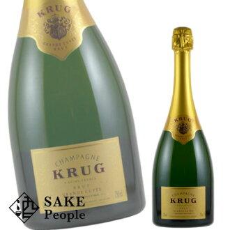 クリュッググランドキュヴェブリュット 750 ml [champagne]