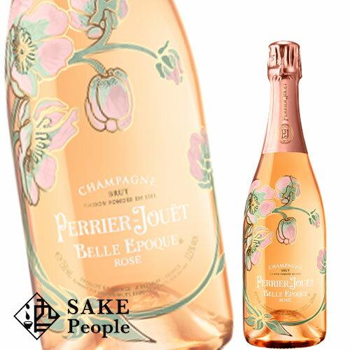 ペリエ・ジュエ ベル・エポック ロゼ 2006年 750ml [シャンパン]