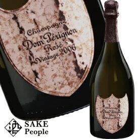 ドン・ペリニヨン ロゼ レニークラヴィッツ エディション 2006 750mlドンペリボトルのみ シャンパン