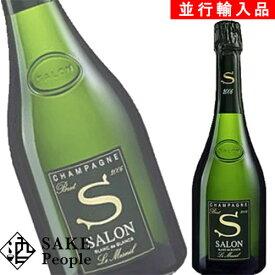 サロン SALON ブラン・ド・ブラン 2007年 750ml [シャンパン][並行輸入品]