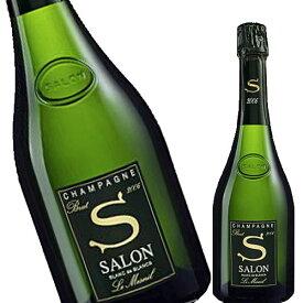 サロン SALON ブラン・ド・ブラン 2007年 750ml [シャンパン]