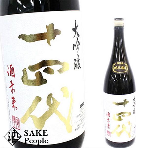 十四代 酒未来 純米大吟醸 1800ml 高木酒造 [日本酒]