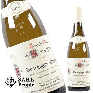 ポールペルノ ブルゴーニュ アリゴテ 2018 正規品 750ml白ワイン ブルゴーニュ 誕生日 プレゼント ギフト 贈りもの お祝い 御祝い 内祝い 敬老の日