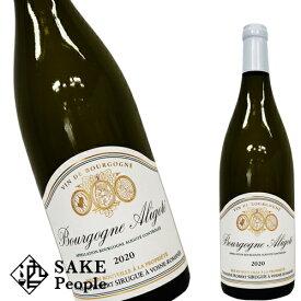 ロベール シリュグブルゴーニュ アリゴテ 2020 正規品 750ml白ワイン ブルゴーニュ